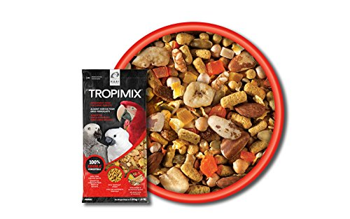 Tropimix Premium Enrichment Food for Large Parrots by Hagen