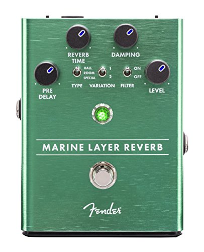 Fender Marine Layer Reverb Pedal for sale  Delivered anywhere in USA