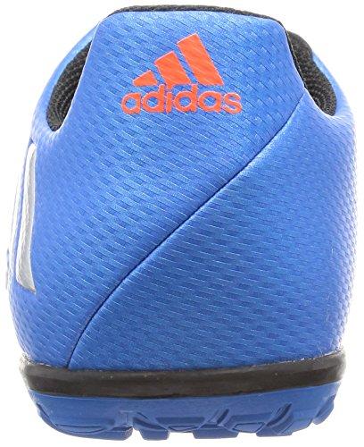 adidas Messi 16.3 Tf J, Botas de Fútbol para Niños Azul (Azuimp / Plamat / Negbas)