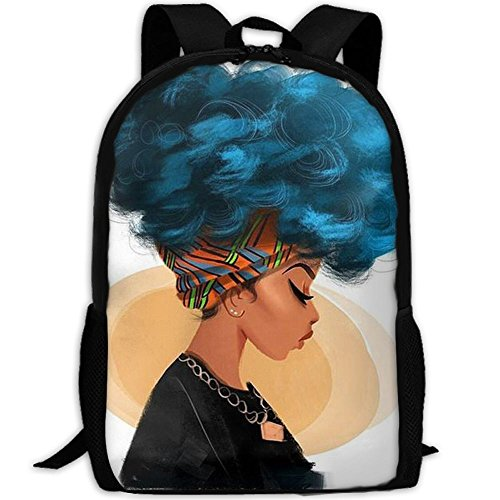 Search : Fashion Girls Daypack Backpacks For High School African American Black Women