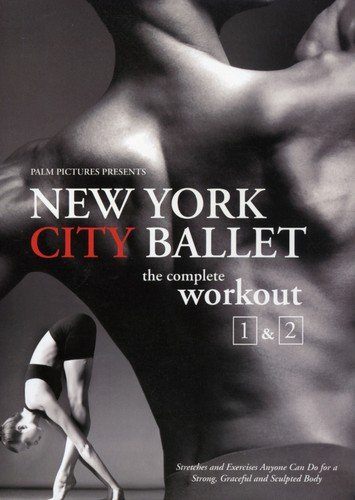 NYC BALLET THE COMPLETE WORKOUT DVD