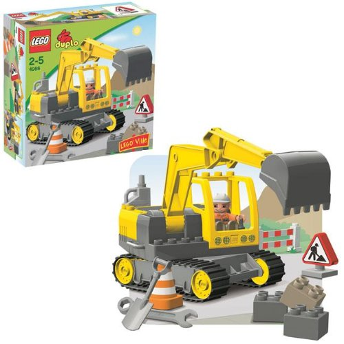 LEGO Duplo 4986 Raupenbagger