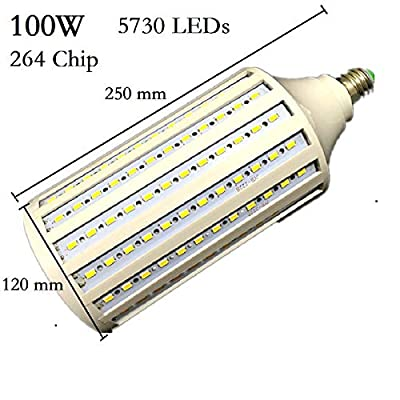 Viet-ST LED Bulbs & Tubes - 40W 50W 60W 80W 100W LED Lamp E27 B22 E40 E26 110V 220V Lampada Corn Bulbs Pendant Lighting Chandelier Ceiling Spot Light 1 PCs