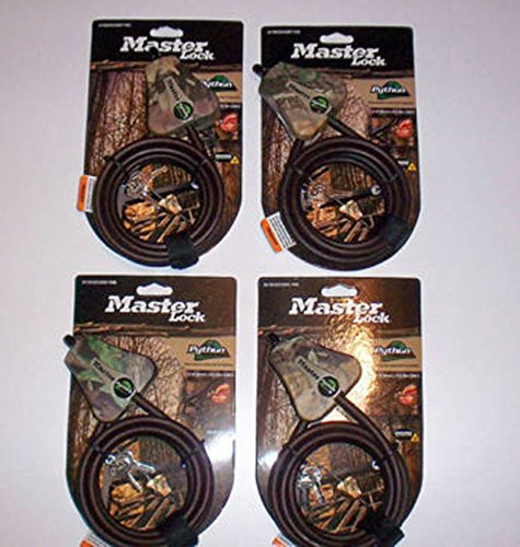 Master Lock Adjustable Camouflage 8418KA 4