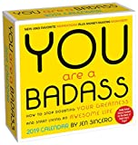 img - for You Are a Badass 2019 Day-to-Day Calendar book / textbook / text book