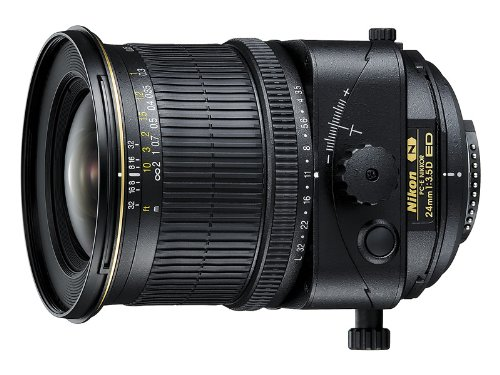 Nikon PC-E FX NIKKOR 24mm f/3.5D ED Fixed Zoom Lens for sale  Delivered anywhere in USA