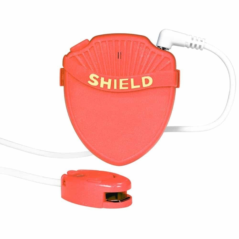 Shield Prime Bedwetting Enuresis Alarm For Boys and Girls With Loud Tone, Light and Vibration Best Bedwetting Alarm For Deep Sleepers To Stop Nighttime Bedwetting