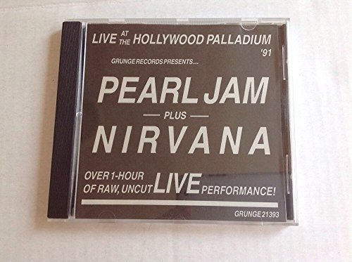 Price comparison product image Live At the Hollywood Palladium '91