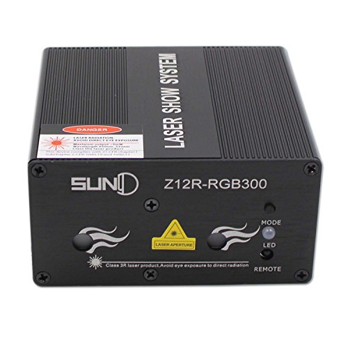 SUNY Equipment Projector Z12R RGB300 Decorative product image