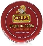 Cella Crema Da Barba Extra Extra Purissima Almond Shaving Cream Bowl, 150 ml