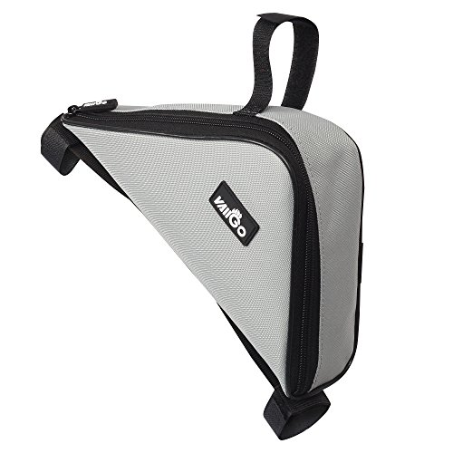 VAIIGO Bicycle Triangle Frame Bag Triangle Bicycle Top Tube Bag