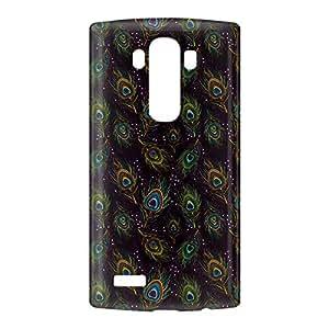 Loud Universe LG G4 Colorful Paisley Print 3D Wrap Around Case - Multi Color