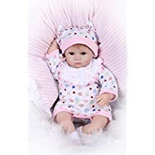 NPK Collection Reborn Baby Doll Soft Silicone 18inch 45cm Magnetic Lovely Lifelike Cute Boy Girl Toy