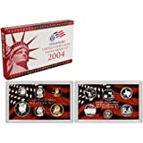 2004 S US Mint Silver Proof Set OGP
