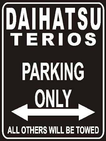 Pema Parkplatzschild Parking Only 32x24 Cm Tvr Auto