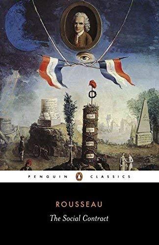 The Social Contract (Penguin Classics) by Rousseau, Jean-Jacques published by Penguin Classics (1968)