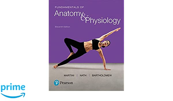 Fundamentals of Anatomy & Physiology: Amazon.es: Martini ...