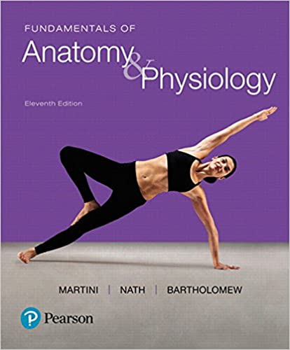 Fundamentals of Anatomy & Physiology (11th Edition): 9780134396026 ...