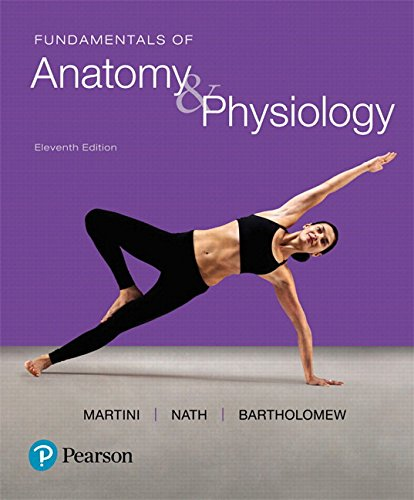 Fundamentals of Anatomy & Physiology (11th Edition) cover