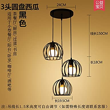 Sun Deng comedor estilo nuevo campo pequeño viento lámpara de techo, simple atmósfera estilo europeo racores de fabricación característico, corredor clásico Candelabro,UN