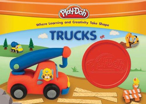 PLAY-DOH: Trucks (PLAY-DOH Story Fun)