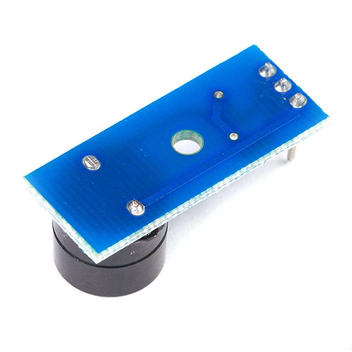 Gugutogo Nuevo M/ódulo de zumbador Digital pasivo de 5V Se/ñal de Sonido Salida de Alarma Nivel bajo F/ácil instalaci/ón Fuente Interna de oscilaci/ón