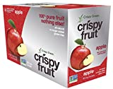Crispy Green 100% All Natural Freeze-Dried Fruits, Apple, 0.36 Ounce (12 Count)