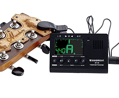 WINGO Digital Metronome Tuner