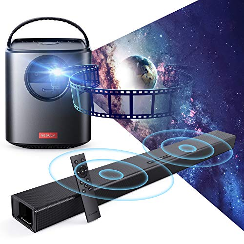 Nebula Mars Portable Cinema - 4K Home Theater Projector (AK-D2311111)