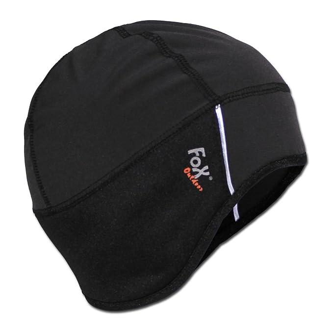 Softshell schwarz wasser- Fox Outdoor Stirnband 100/% Polyester winddicht