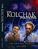 The Kolchak Papers, Jeff Rice, 1933076291
