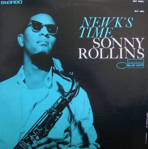 Sonny Rollins - Newk's Time [LP] - Amazon.com Music