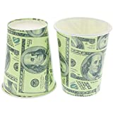 Money Party Supplies, Dinner Plates, Cutlery
