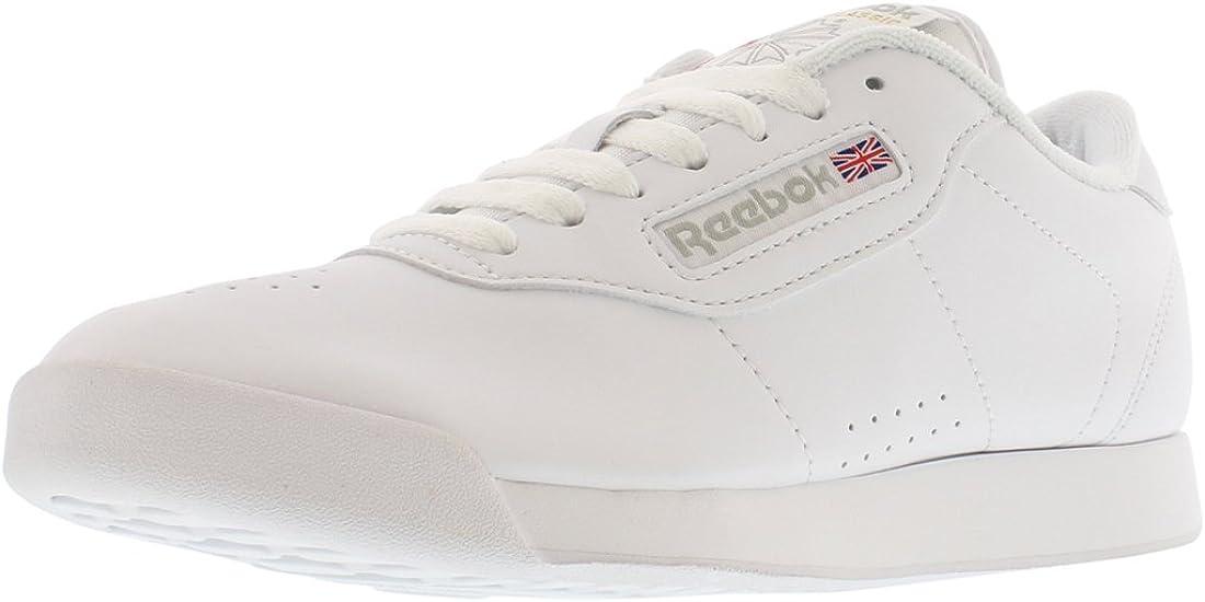 bebida crema cobertura  Amazon.com: Reebok Women's Princess Sneaker: Reebok: Shoes