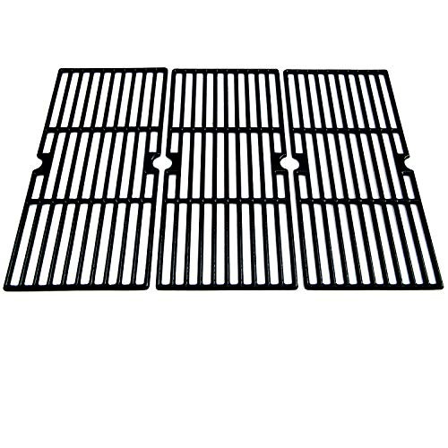- Direct store Parts DC115 Porcelain Cast Iron Cooking grid Replacement Charbroil, Kenmore, Centro,Broil King,Costco Kirkland,K Mart,Master Chef Gas Grill