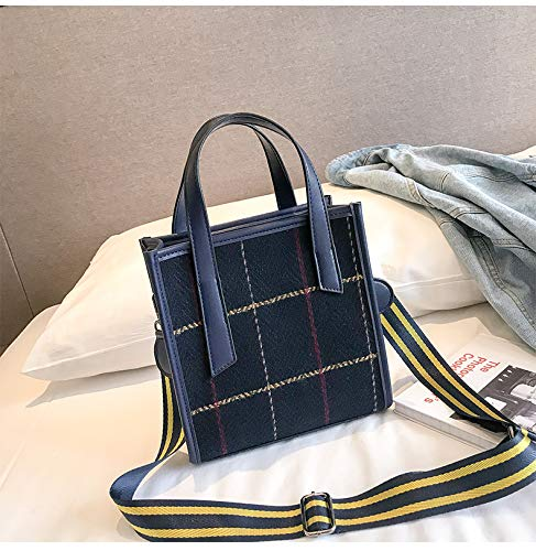Verde Yukun A Tracolla Donna Da Piccola Blue Borsa Donna Fashion ff6U7q