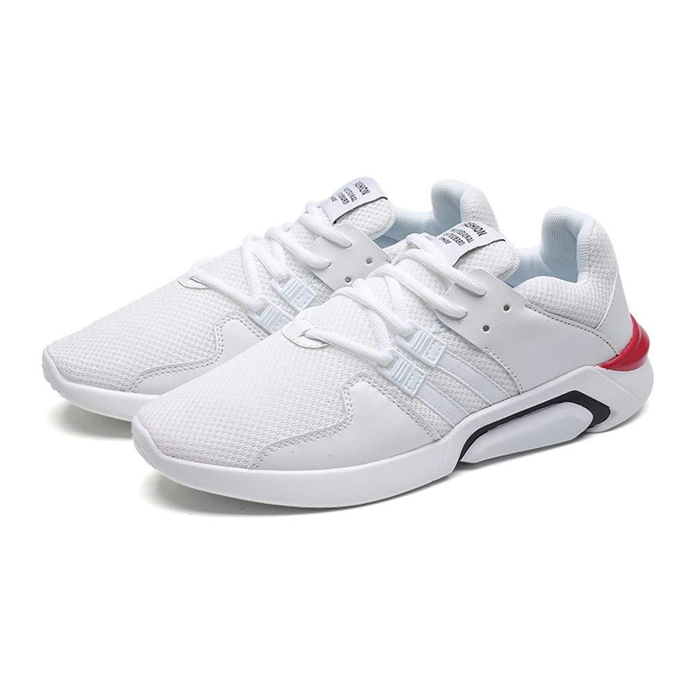 Logobeing Zapato Deportivo Hombre Outlet Playeras Padel Trail Zapatillas Sneakers Calzado Deportivo Caminar Cordones Zapatos para Correr