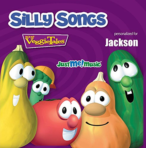 Silly Songs with VeggieTales: Jackson by Just Me Music