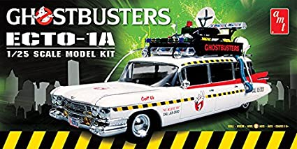 1 1//25 kit model kit AMT 0750 Ghostbusters ecto