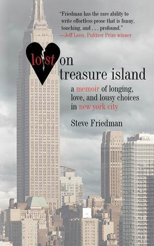 Lost on Treasure Island: A Memoir of Longing, Love, and Lousy Choices in New York - Spectacles Prada