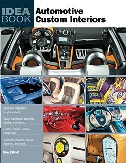 Auto upholstery interiors hpbooks 1265 bruce caldwell automotive custom interiors idea book solutioingenieria Gallery