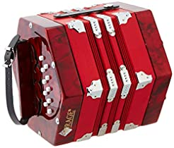 Mirage C7001 20-Button 40-Reed Concertin...