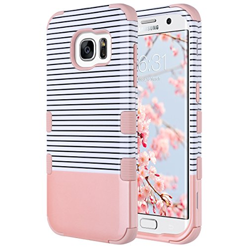 TPU Thin Case for Samsung Galaxy S7 Edge (Clear) - 5