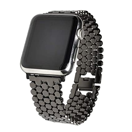 Amazon.com: ZZSH Suitable for 38Mm,42Mm Apple Smart Watch 1 ...