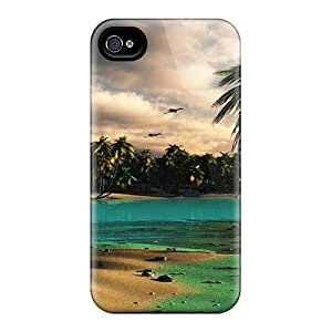 Fashionable KTo1943fCzH Iphone 6 Cases Covers For Palm Paradise Protective Cases