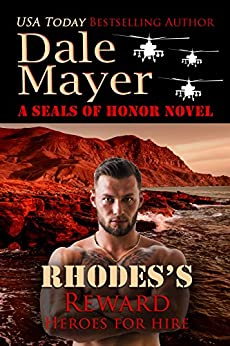 Rhodess Reward SEALs Honor Heroes ebook product image
