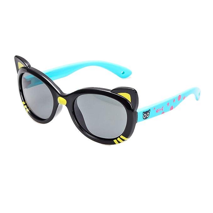 Amazon.com: Gy Snail - Gafas de sol polarizadas para niños y ...