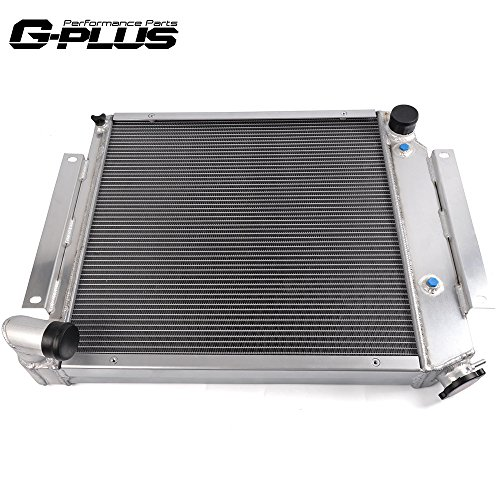 2 Row Aluminum Racing Cooling Performance Radiator Replacement For 1970-1981 International Harvester Scout II Truck/Pickup - International Harvester Scout Ii