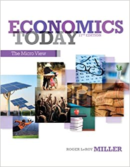 Economics Today with Myeconlab Access Code: The Micro View
