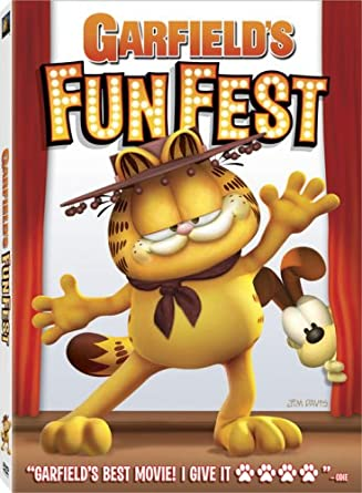 Amazon Com Garfield S Funfest Frank Welker Tim Conway Gregg Berger Wally Wingert Audrey Wasilewski Fred Tatasciore Stephen Stanton Jennifer Darling Neil Ross Greg Eagles Jason Marsden Eondeok Han Mark A Z Dippe Ash R